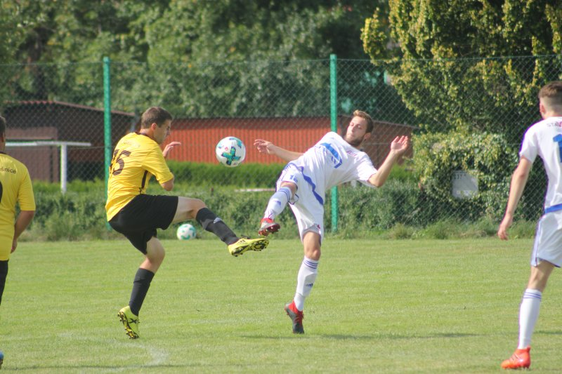 Turnaj ,,Fotbal spojuje