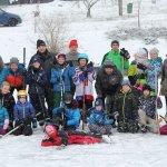 Ilustrační fotografie k článku Zimní trénink dětí